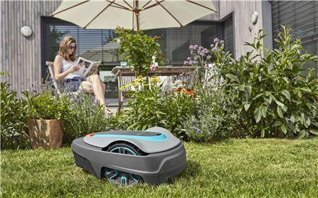 Gardena Smart Sileno City Set - In Aktion 3
