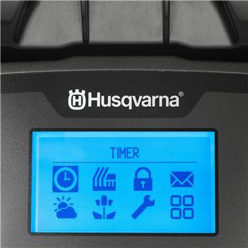 Husqvarna Automower 430X - Display